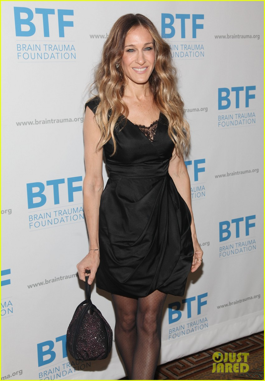 sarah jessica parker brain trauma foundation 10